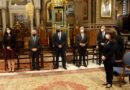 Στη Δοξολογία για την Ημέρα Φιλελληνισμού που πραγματοποιήθηκε, παρουσία της Προέδρου της Δημοκρατίας κ. Κ. Σακελλαροπούλου