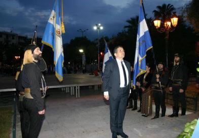 Δημήτρης Κάρναβος Αναγνώριση Ποντιακής Γενοκτονίας Δημιουργία Δίκτυο Πόλεων με Ποντιακές Κοινότητες