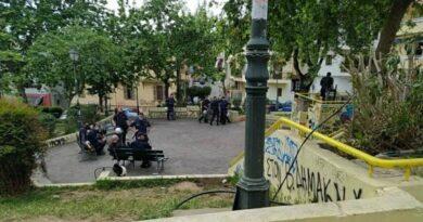 Ο δήμος Θεσσαλονίκης αλλάζει την εικόνα της πλατείας Καλλιθέας μετά τις επεμβάσεις της Αστυνομίας