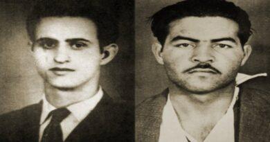 Τιμήθηκε η μνήμη των Καραολή – Δημητρίου στο Παλαιό Φάληρο Με αφορμή τον ηρωικό τους θάνατο στις 10 Μαΐου 1956