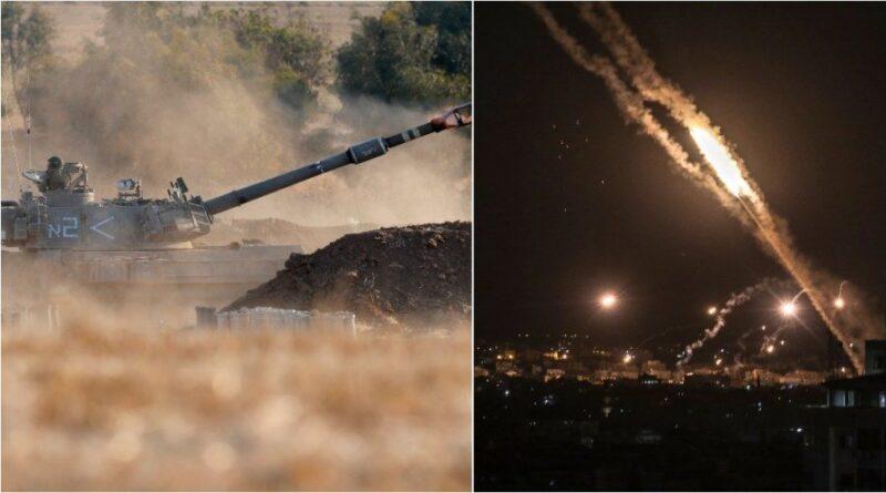 Ο στρατός του Ισραήλ εισέβαλε στη Λωρίδα της Γάζας
